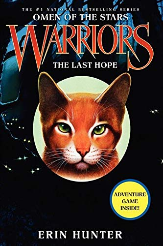 9780061555275: The Last Hope (Warriors: Omen of the Stars No. 6)