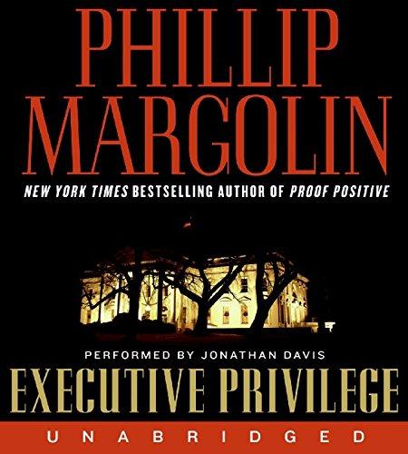 9780061555831: Executive Privilege Unabridged CD
