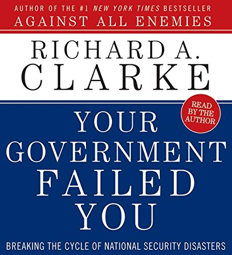 9780061555879: Your Government Failed You CD