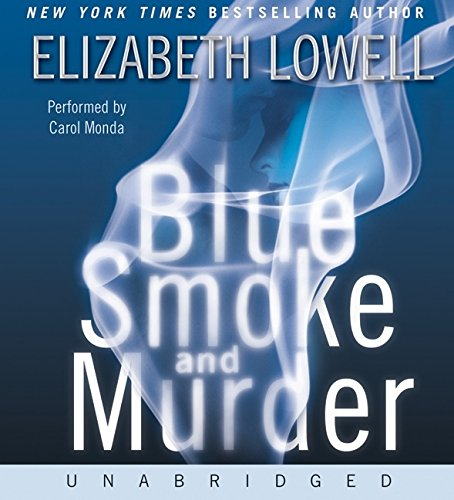 9780061557491: Blue Smoke and Murder CD