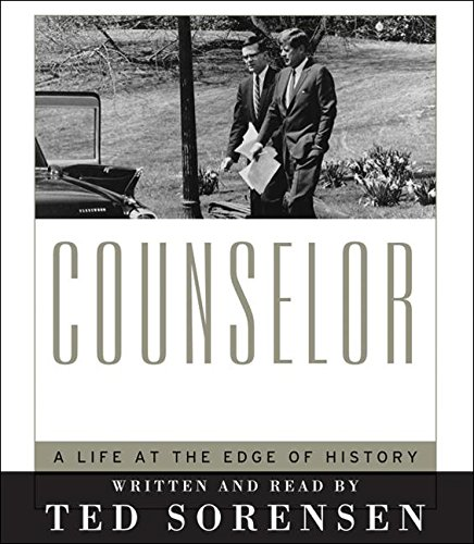 9780061557545: Counselor CD: A Life at the Edge of History