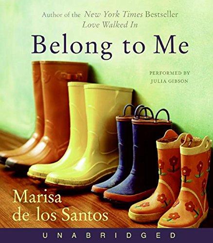 9780061557637: Belong to Me Unabridged CD