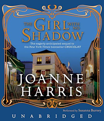9780061557644: The Girl with No Shadow CD
