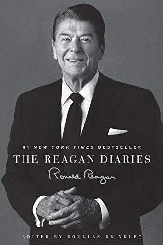 The Reagan Diaries: Reagan, Ronald/ Brinkley,