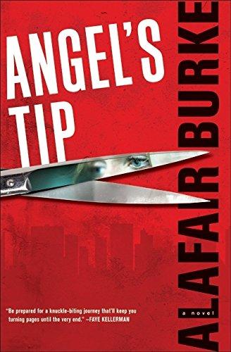 ANGEL'S TIP (SIGNED): Burke, Alafair