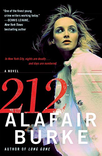 9780061561320: 212: A Novel (Ellie Hatcher)
