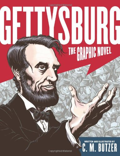 9780061561757: Gettysburg: The Graphic Novel