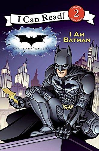 9780061561894: Dark Knight: I Am Batman, The (I Can Read - Level 2 (Quality))
