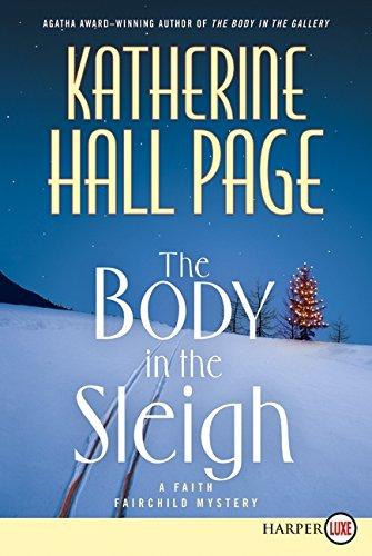 9780061562051: The Body in the Sleigh (Faith Fairchild Mysteries)