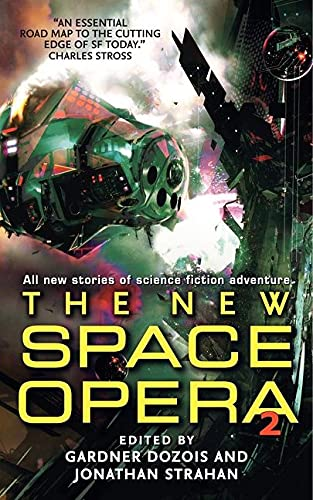 9780061562365: The New Space Opera 2