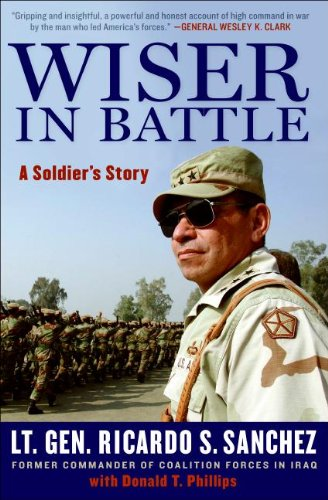 9780061562426: Wiser in Battle: A Soldier's Story