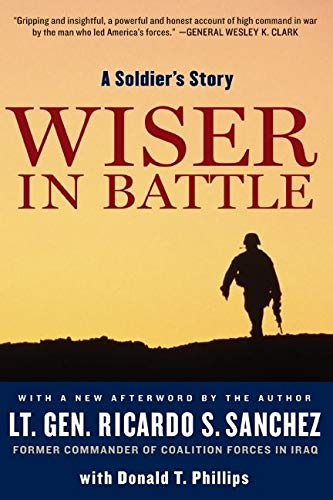 9780061562433: Wiser in Battle: A Soldier's Story
