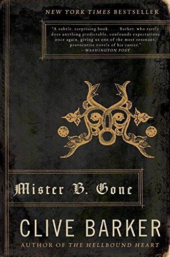 9780061562495: Mister B. Gone