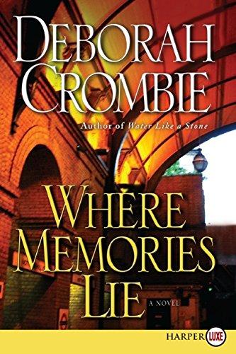 9780061562631: Where Memories Lie LP: A Novel (Duncan Kincaid/Gemma James Novels)
