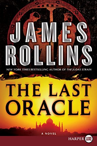 9780061562686: The Last Oracle (Sigma Force)