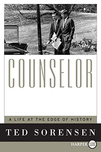 9780061562747: Counselor LP: A Life at the Edge of History