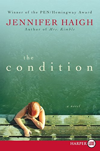 9780061562778: The Condition LP: A Novel