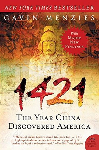 9780061564895: 1421: The Year China Discovered America