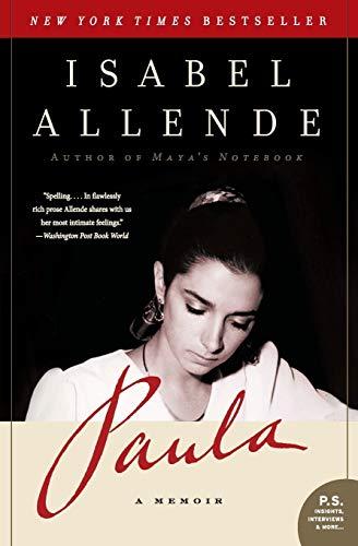 Paula: A Memoir: Allende, Isabel