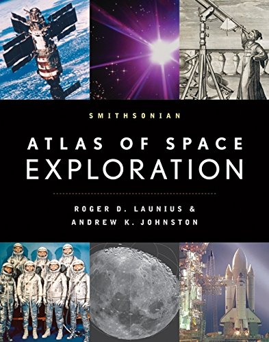 9780061565267: Smithsonian Atlas of Space Exploration