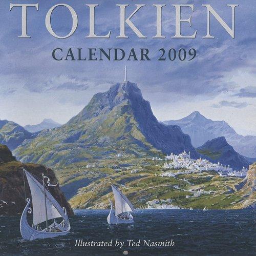9780061565281: Tolkien Calendar