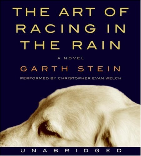 9780061565403: The Art of Racing in the Rain CD