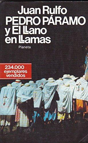 9780061565410: Pedro Paramo y El Llano En Llamas: Novela
