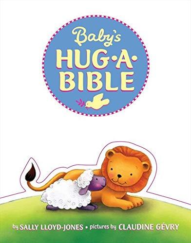9780061566219: Baby's Hug-a-Bible