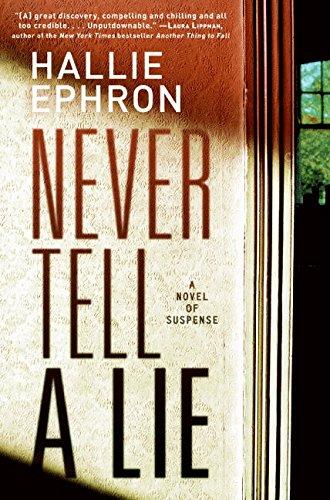 9780061567155: Never Tell a Lie: A Novel of Suspense