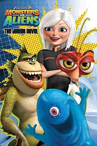 9780061567285: Monsters vs. Aliens: The Junior Novel