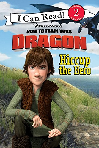 9780061567384: How to Train Your Dragon: Hiccup the Hero (I Can Read Media Tie-Ins - Level 1-2)