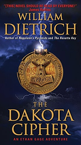 9780061568084: The Dakota Cipher (Ethan Gage Adventures)