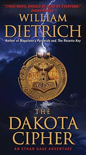 9780061568084: The Dakota Cipher (Ethan Gage Adventures)