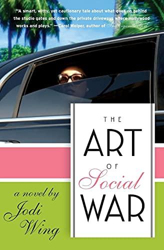 9780061568244: The Art of Social War: A Novel