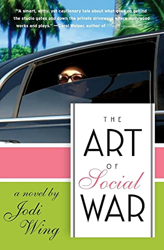9780061568244: The Art of Social War: A Novel