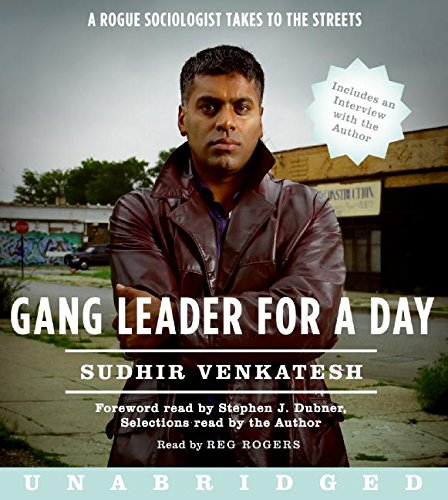 9780061571138: Gang Leader for a Day CD