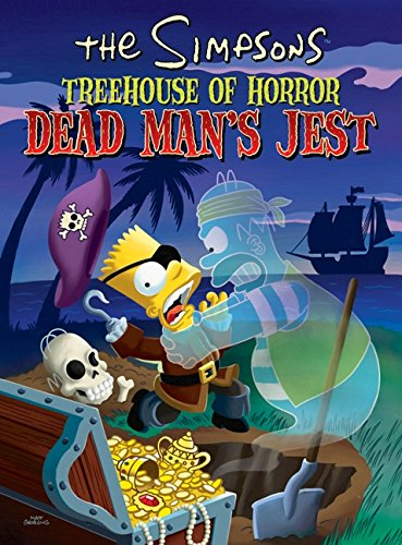 9780061571350: Treehouse of Horror: Dead Man's Jest (Simpsons Comic Compilations)