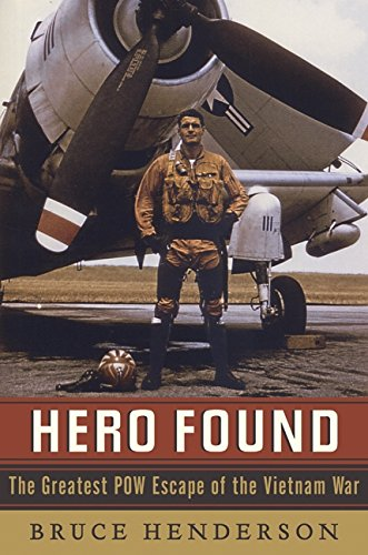 9780061571367: Hero Found: The Greatest POW Escape of the Vietnam War