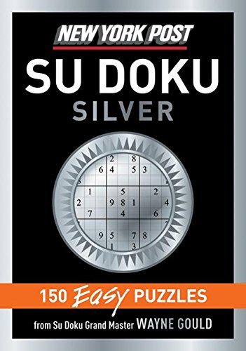 9780061573194: New York Post Silver Su Doku