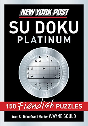 9780061573217: New York Post Platinum Su Doku