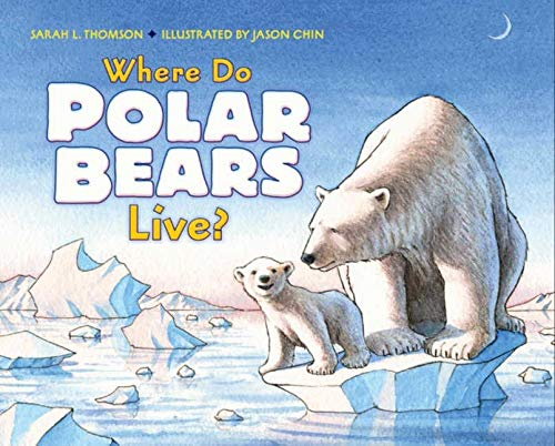 9780061575181: Where Do Polar Bears Live? (Let's-Read-and-Find-Out Science 2)