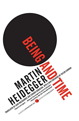 Being and Time (Harper Perennial Modern Thought): Heidegger, Martin