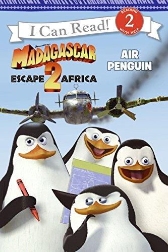 9780061577642: Madagascar: Escape 2 Africa: Air Penguin