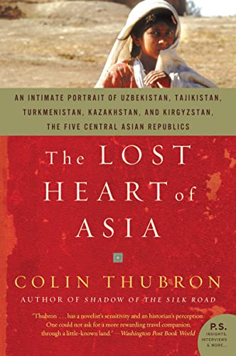 9780061577673: The Lost Heart of Asia