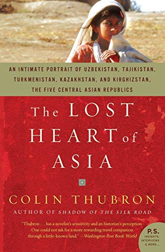 9780061577673: The Lost Heart of Asia (P.S.)
