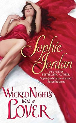 Wicked Nights with a Lover (Avon): Jordan, Sophie