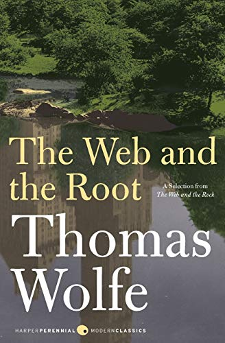 9780061579554: The Web and the Root: A Selection from the Web and the Rock