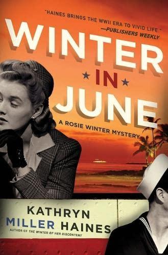 9780061579561: Winter in June (Rosie Winter Mysteries)