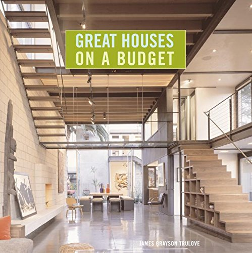 9780061581168: Great Houses on a Budget