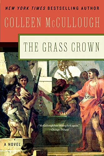9780061582394: Grass Crown (Masters of Rome)